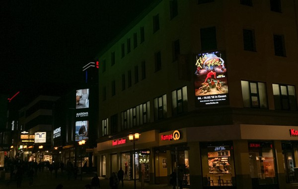 Essen Limbecker Platz